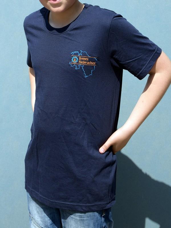 T-Shirt THW Landesjugend Bremen/Niedersachsen